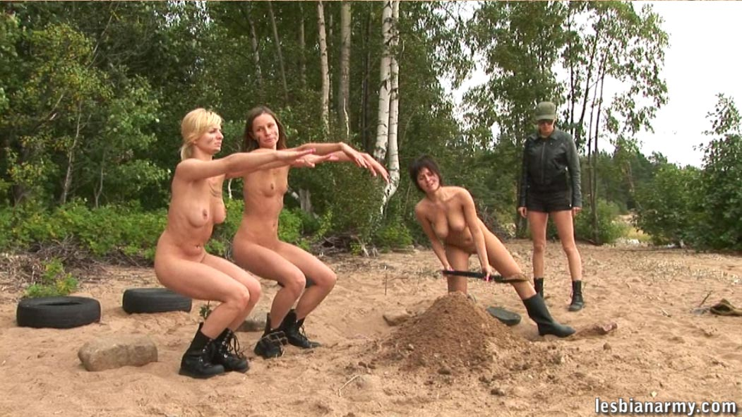 Football Sunday nudist military photos loving Solo