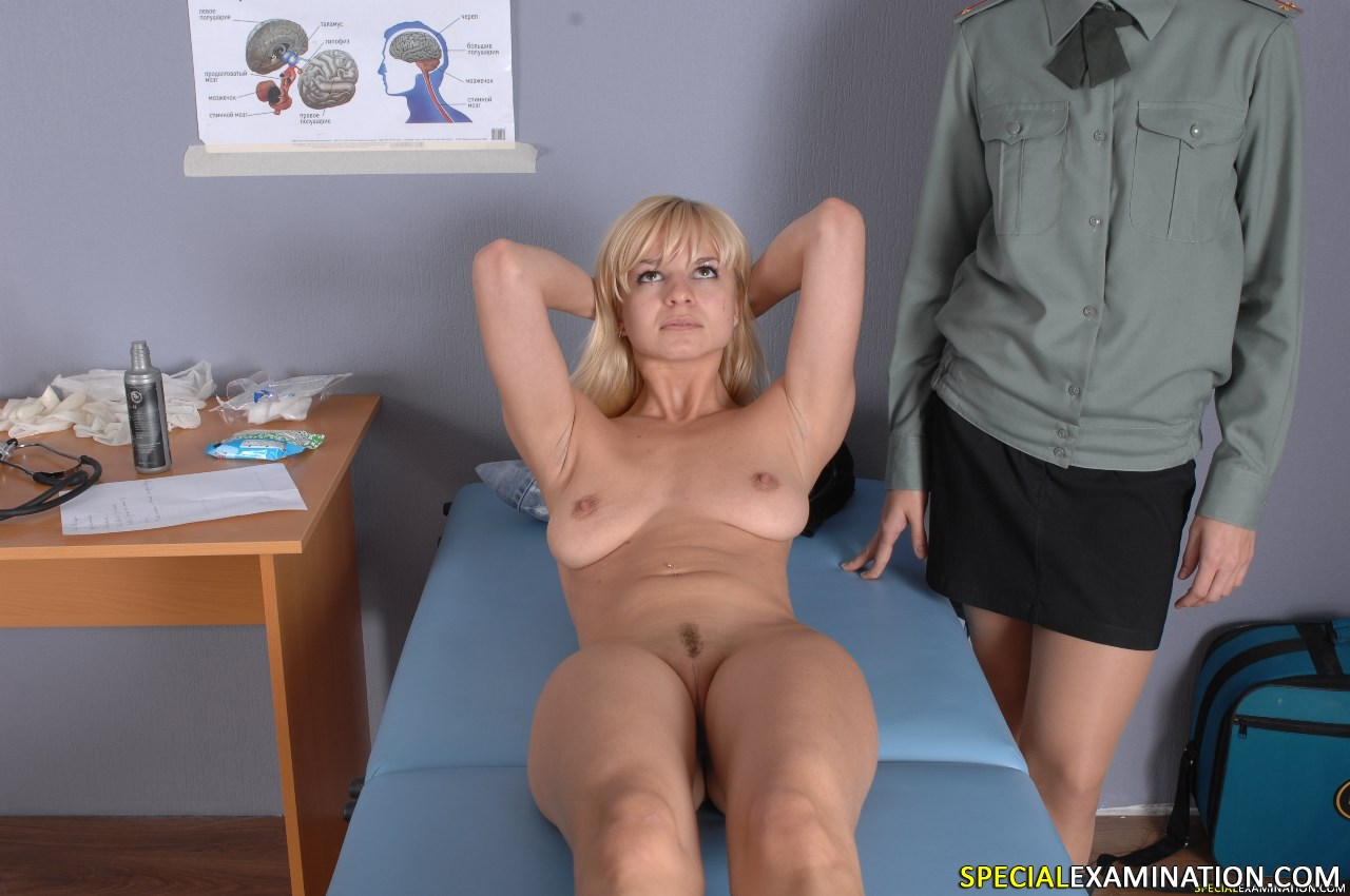 Was specially nude woman group shy