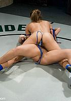lorena sanchez and wrestling