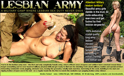 Lesbian Army main page