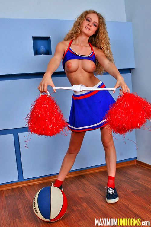 Apologise, but, naked busty cheerleaders this excellent