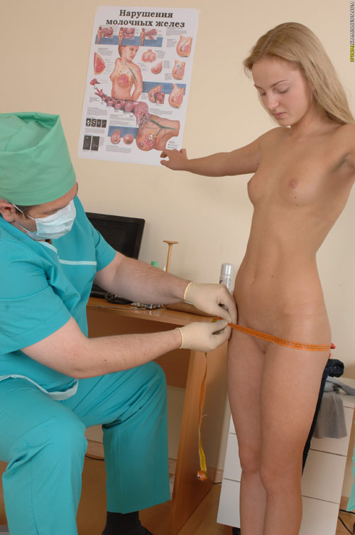 image Hung doctor male exams gay first